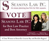 Vote for Seasons Law Ad